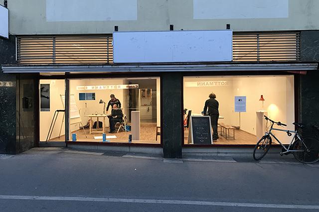 Textlabor in der Annenstraße 56